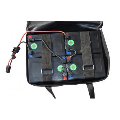 Zestaw akumulatorów 48V SLA - Sport