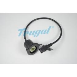 Gniazdo ładowarki wbudowanej + kabel