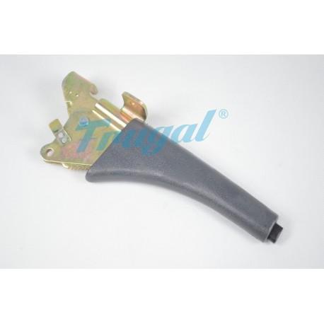 Hamulec ręczny łopatka z dźwignia - szary