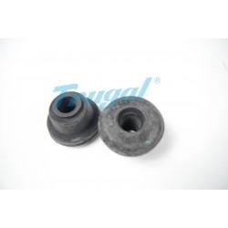 Gumy ( 2 szt. ) stabilizatora z uchwytem na 4 śruby
