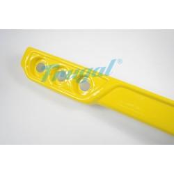 Zderzak tylny - żółty
