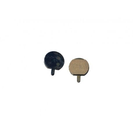 Zestaw klocków hamulcowych - Compact