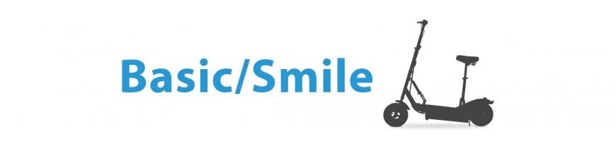 Części zamienne do modelu Basic/Smile