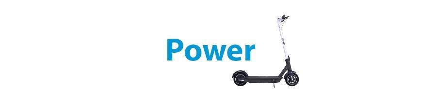Części zamienne do modelu Power